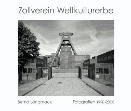 Zollverein - Weltkulturerbe book cover