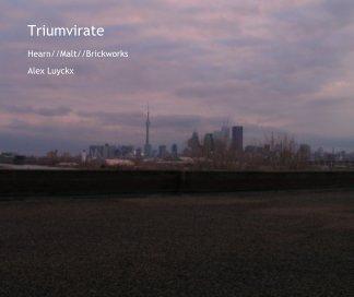 Triumvirate book cover