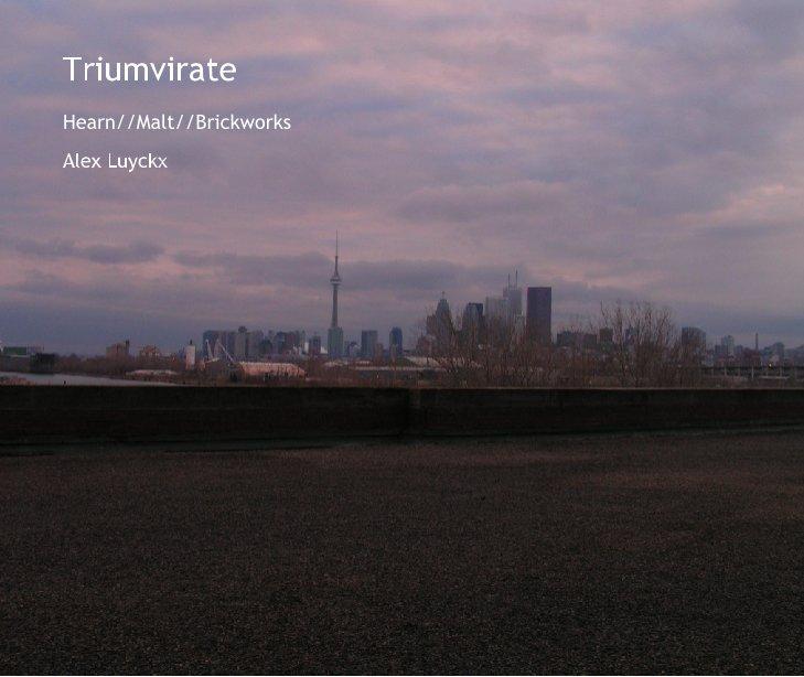 View Triumvirate by Alex Luyckx