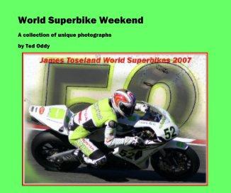 World Superbike Weekend book cover