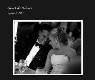 Sarah & Orlando book cover