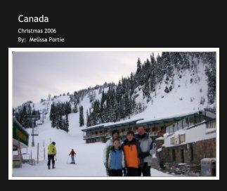 Canada book cover
