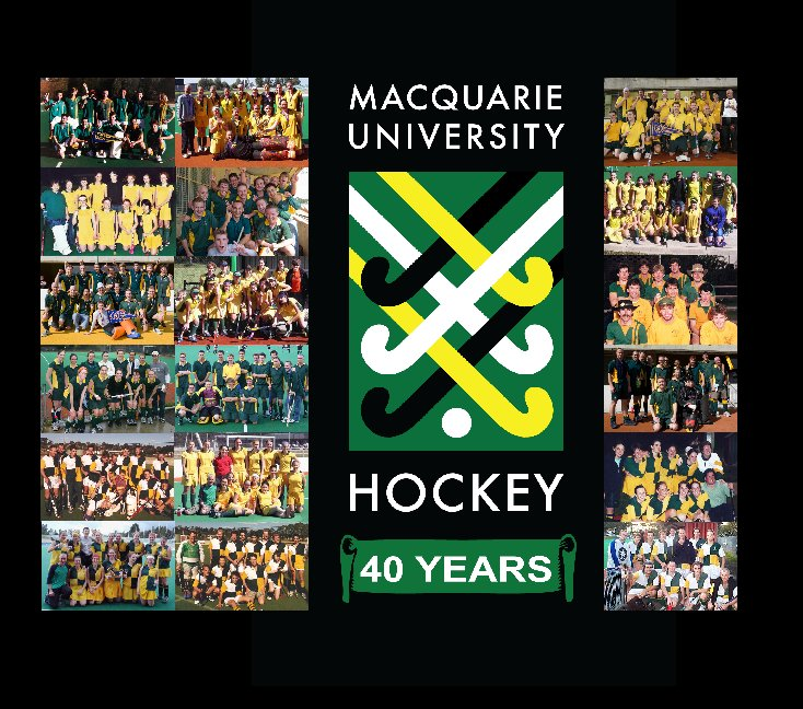 View Macquarie University Hockey Club by Darren Cox