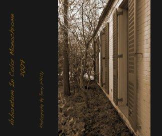 Arboretum In Color Monochrome 2007 book cover