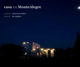 casa en MonteAlegre book cover