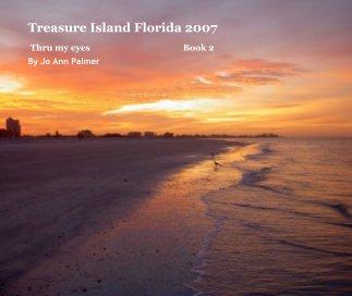 Treasure Island Florida 2007 book cover