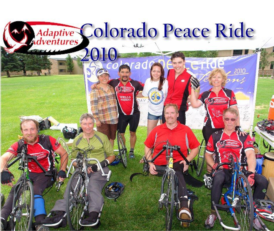 View Colorado Peace Ride by Tim Wheat