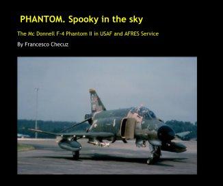 PHANTOM. Spooky in the sky book cover