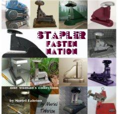 STAPLER fasten nation book cover