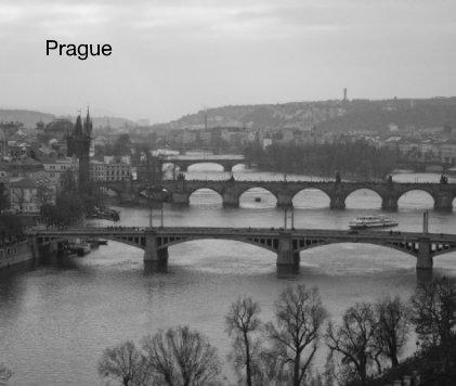 Prague book cover