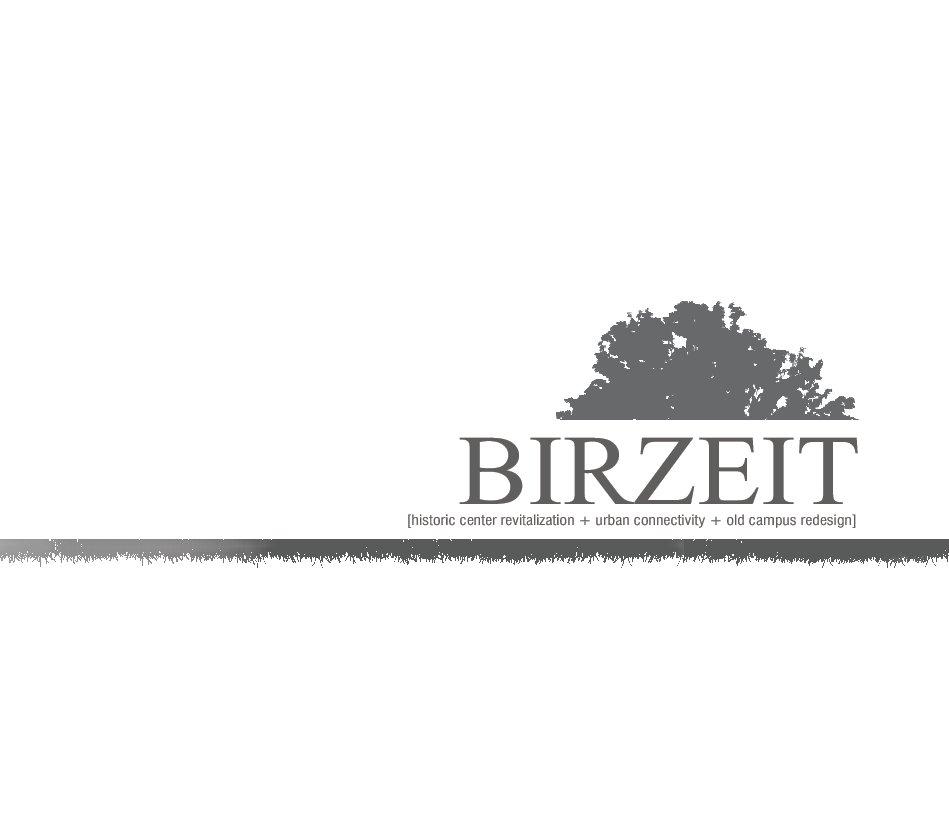 View BIRZEIT PROJECT 2010 / TEJIDO GROUP by The Tejido Group & Dr. M.P. Frederickson
