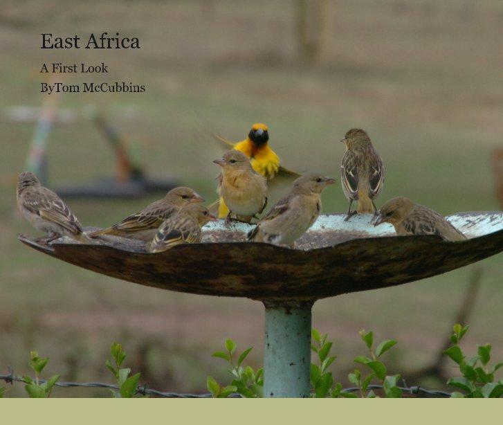 Ver East Africa por ByTom McCubbins