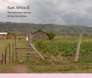 East Africa II book cover
