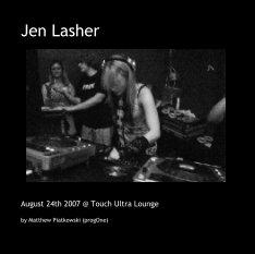 Jen Lasher book cover
