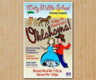 Oklahoma! book cover