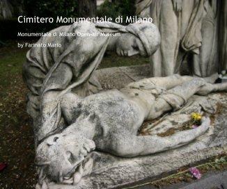 Cimitero Monumentale di Milano book cover