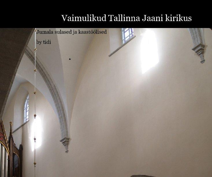 View Vaimulikud Tallinna Jaani kirikus by tidi