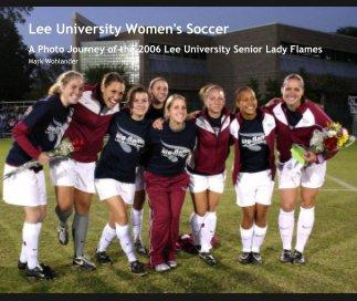 Lee University Women's Soccer book cover