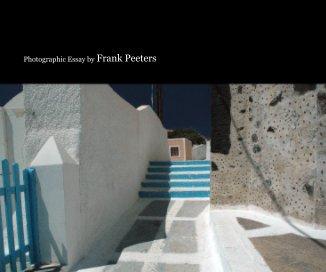 Santorini - by Frank Peeters book cover