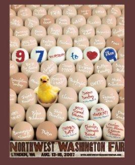 Northwest Washington Fair 2007 book cover