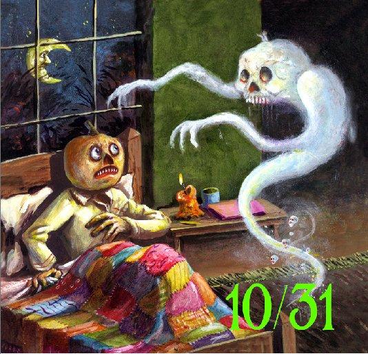 View 10/31 Volume 4 by Matthew Kirscht