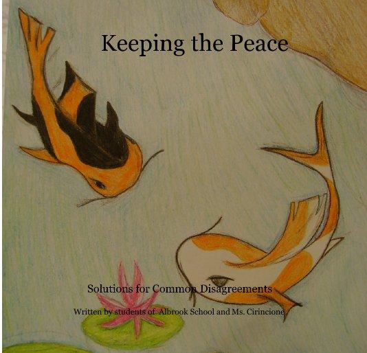 Ver Keeping the Peace por Written by Amanda Cirincione