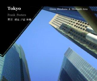 Tokyo                                                 Ginza, Shiodome  &  Shinbashi Area book cover