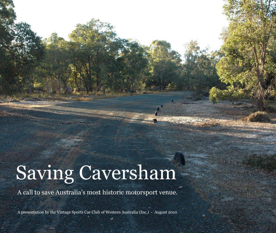 View Saving Caversham by Graeme Cocks