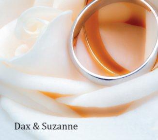 Dax & Suzanne Wedding Album (11x13 Landscape) by Alan Neal