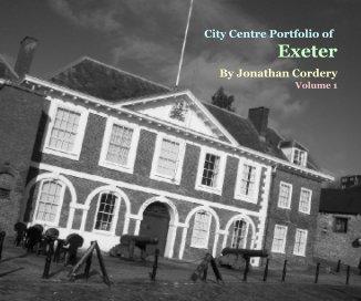 City Centre Portfolio Of Exeter book cover