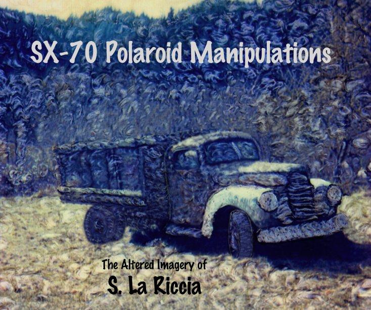 View SX-70 Polaroid Manipulations by S. La Riccia