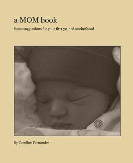 a MOM book book cover