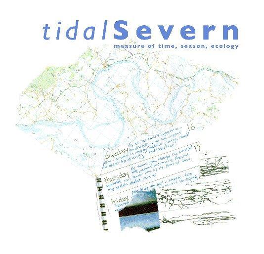 View tidal Severn by Kel Portman | Walking the Land