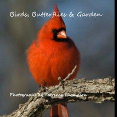 Birds, Butterflies & Garden book cover