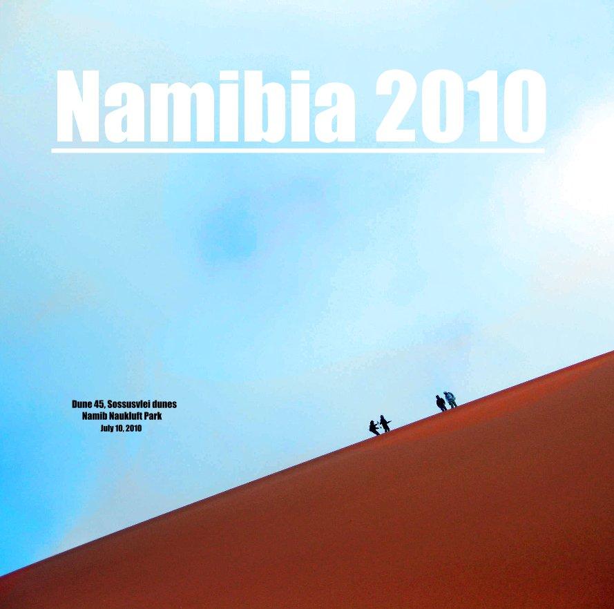 Namibia 2010 Dune 45 Sossusvlei Dunes Namib Naukluft Park