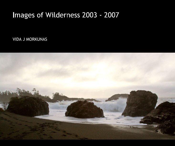 View Images of Wilderness 2003 - 2007 by VIDA J MORKUNAS