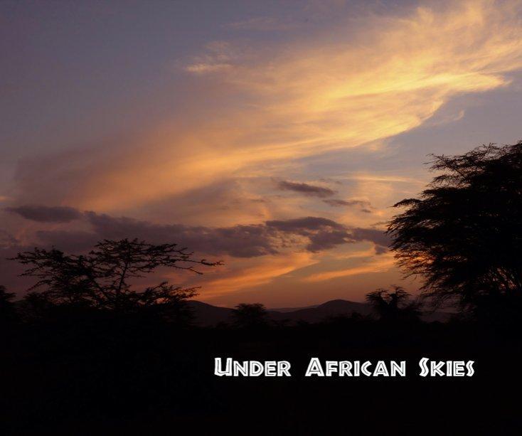 View Under African Skies by Dan Mawson