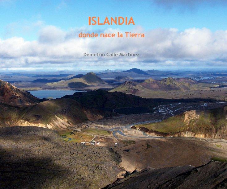 View ISLANDIA by Demetrio Calle Martínez