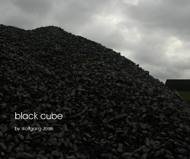 black cube nach Wolfgang Jorzik anzeigen