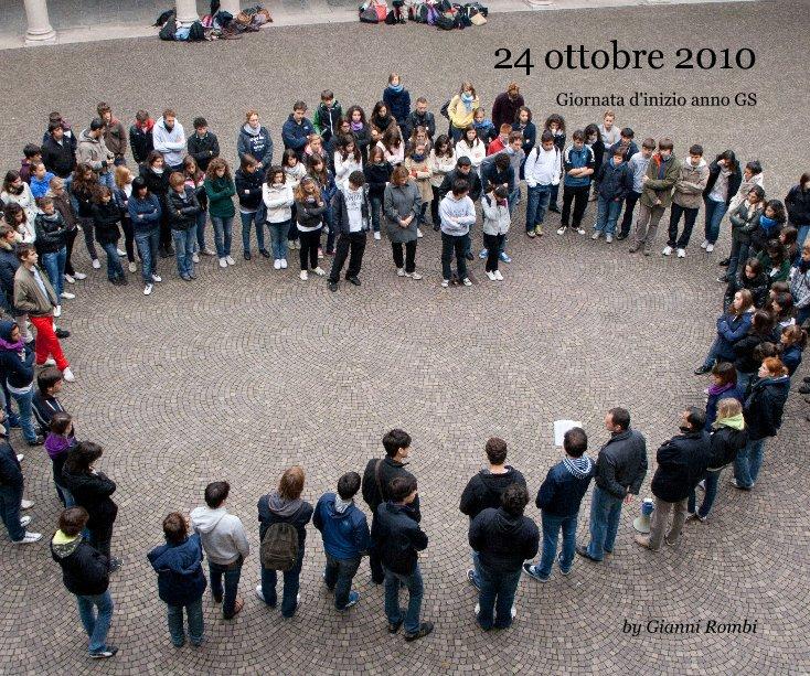 View 24 ottobre 2010 by Gianni Rombi