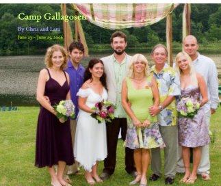 Camp Gallagosen book cover