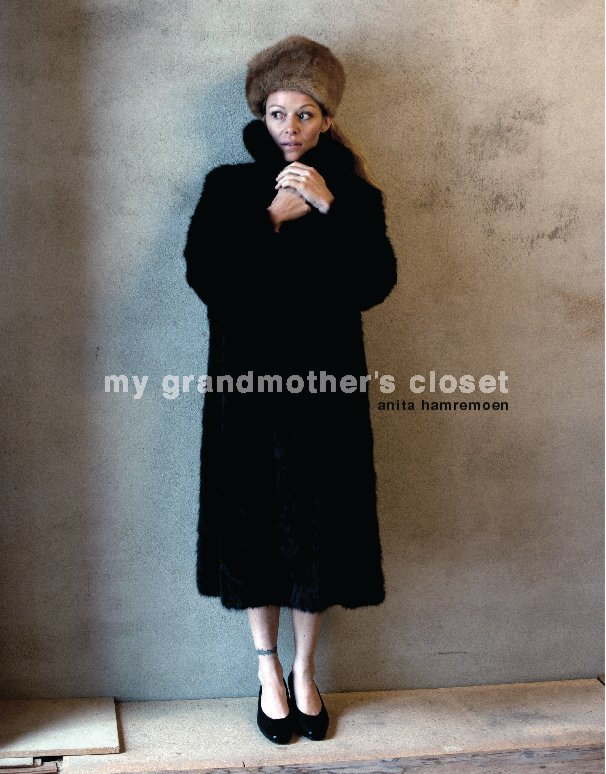View My grandmother's closet by Anita Hamremoen