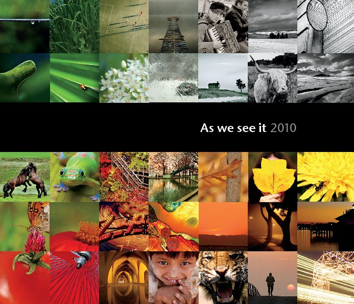 Bekijk As we see it 2010 (softcover) OLD VERSION! op The Global Camel Committee