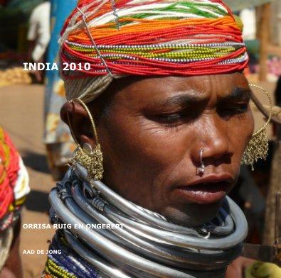 India 2010 book cover