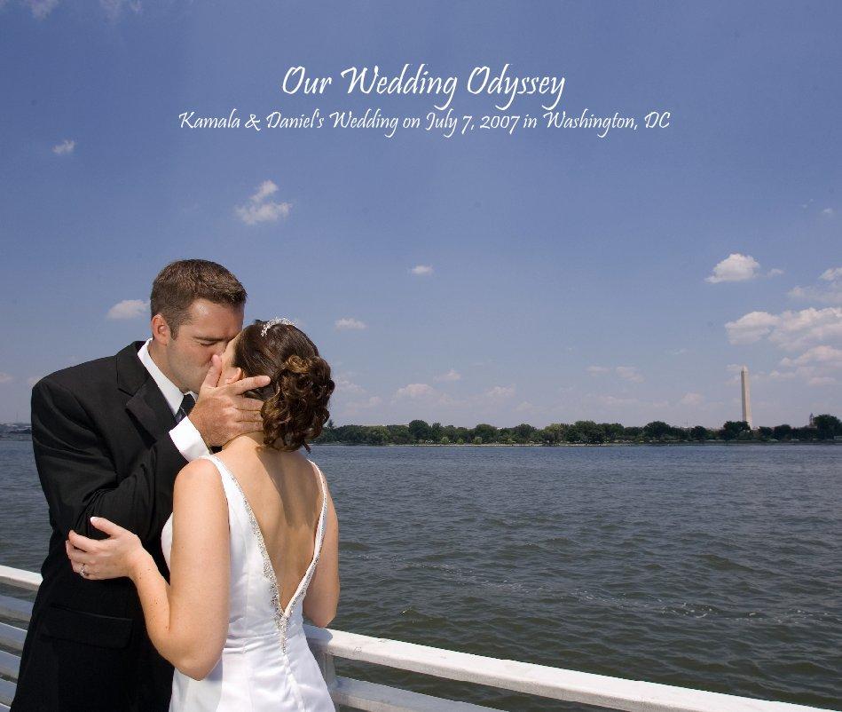 View Our Wedding Odyssey Kamala & Daniel's Wedding on July 7, 2007 in Washington, DC by kamalatug