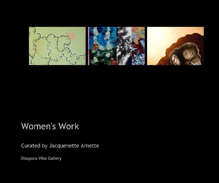 View Women's Work by Diaspora Vibe Gallery