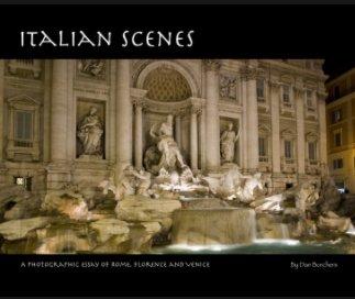Italian Scenes book cover