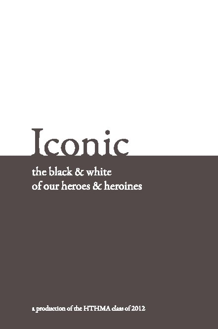 View Iconic by High Tech High Media Arts