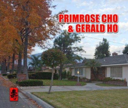 Primrose Cho - Gerald Ho book cover