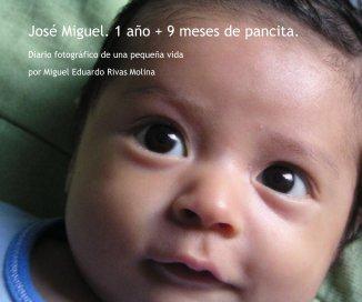 José Miguel. 1 año + 9 meses de pancita book cover